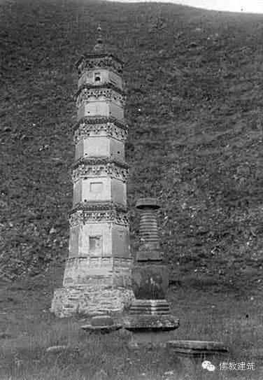 光影故事:一百年前的五台山