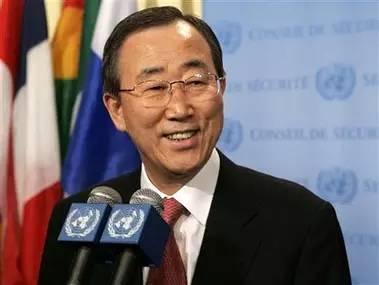 联合国秘书长潘基文:所有人都应该向佛陀学习