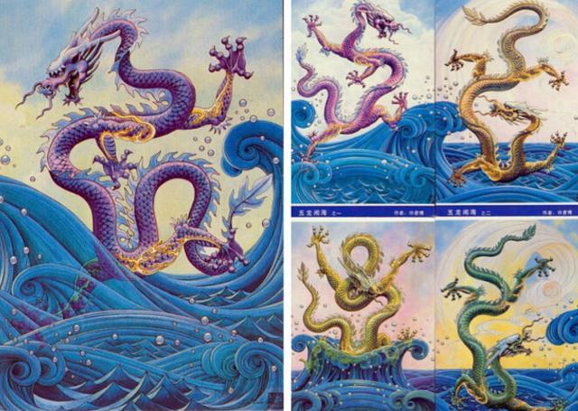 武当山最早的宫观 与五条龙有关