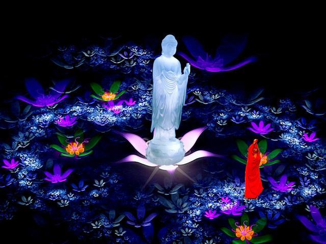 如何得到佛菩萨不断加持护佑