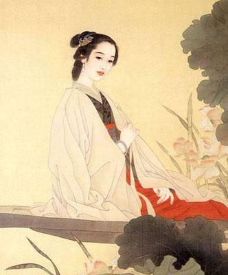 李清照:何须浅碧深红色,自是花中第一流