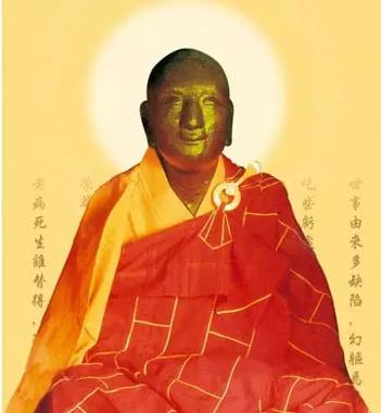 明代高僧憨山德清大师 圆寂400年肉身不坏