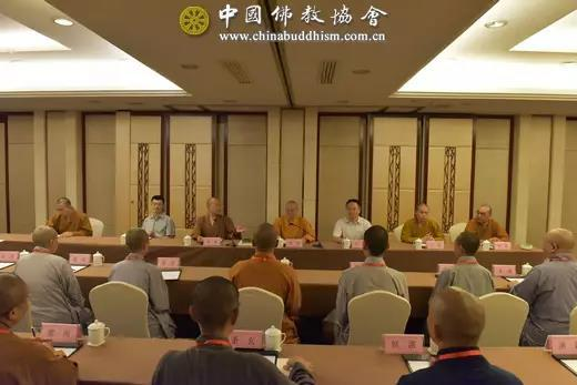 2017中国佛教讲经交流会公布讲经规则