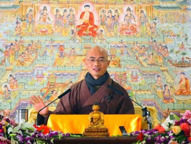 """我们真的明白什么是佛教吗? 衍真大和尚的佛教""""小简介"""""""