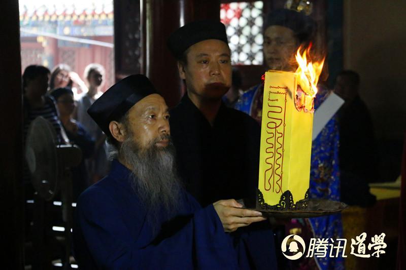 视频丨中国道教协会成立60周年祈福法会