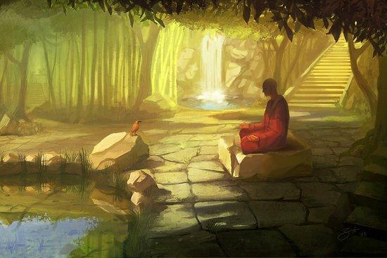 希阿荣博堪布:解脱是从认识痛苦开始