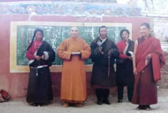 索达吉堪布:怀念明哲长老在喇荣的日子