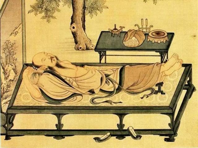 道医养生笔记 | 怎样睡觉最养生?