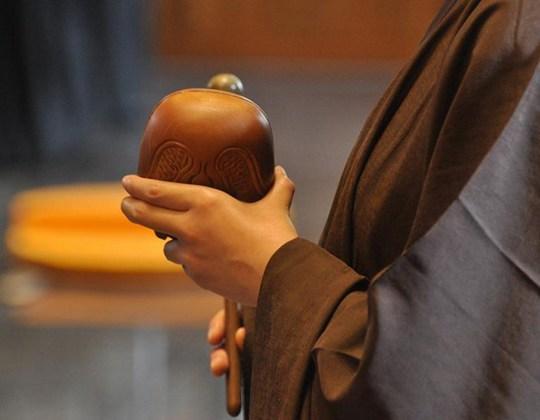 大有学问!佛教的十种法器各代表一尊菩萨