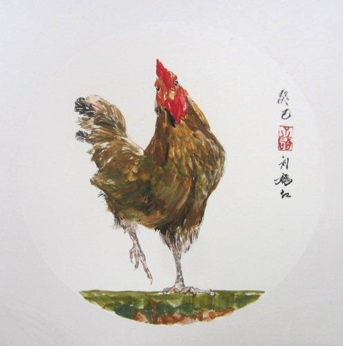 """""""呆若木鸡""""原是最""""牛""""斗鸡"""