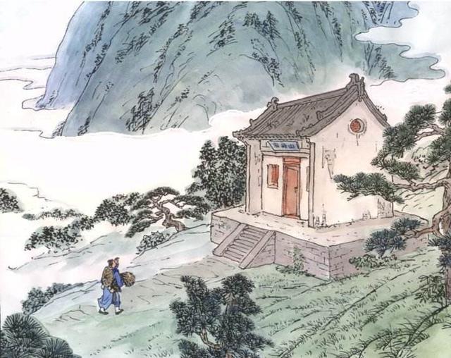 """34、王重阳与全真教:重阳祖师第一个真正意义上的徒弟""""史疯子"""""""