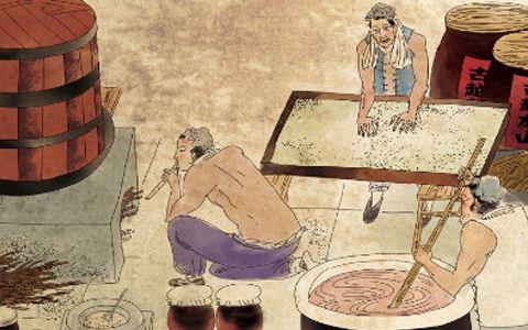 道教与酒之间的因缘