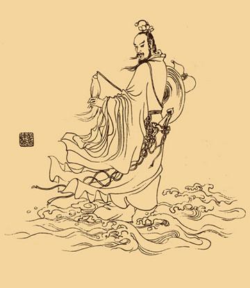 吕洞宾与纯阳剑法的由来