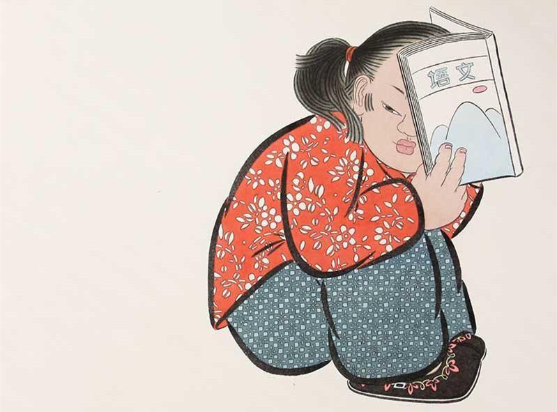 """勿忘民族文化之本:无阅读 不暑假 你的书单""""本末倒置""""了吗?"""