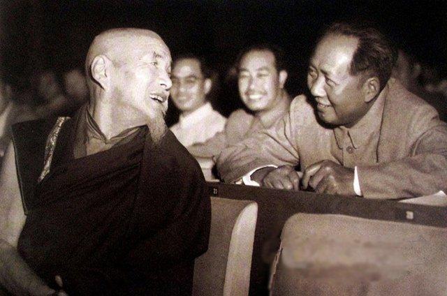 毛主席的佛缘:幼年从母礼佛 写作常用佛教典故。