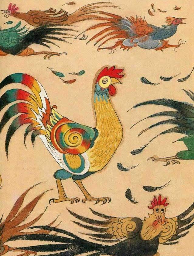 """为什么庄子说呆若木鸡达到了""""德全""""的境界?"""