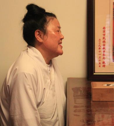 道教首位女方丈:投身现实也是一种修行