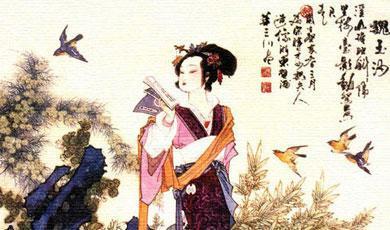三国时期女权主义倡议者 与西王母平起平坐