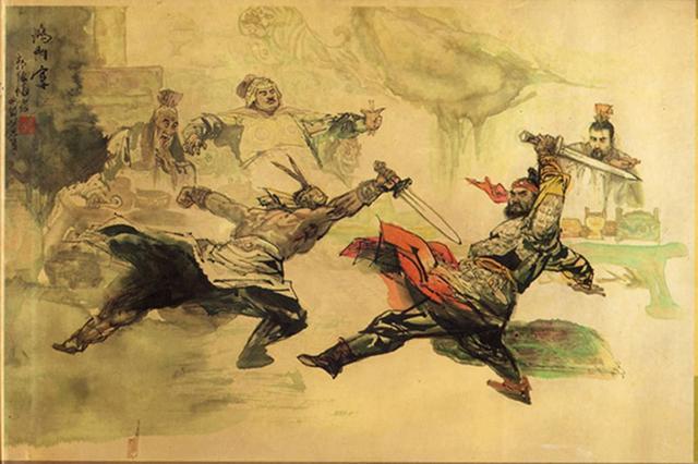 楚霸王项羽与刘邦的争斗为何会输得精光?