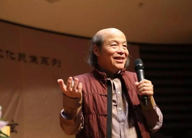 林清玄:一本佛经 改变了我的整个想法