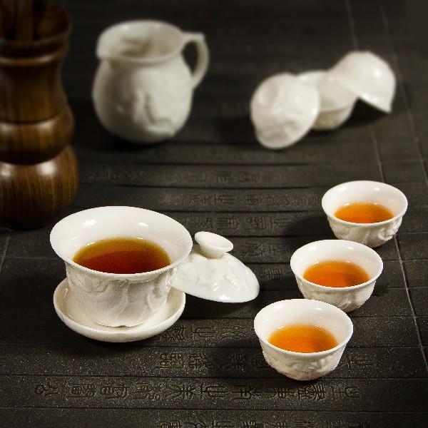 中国十大名茶冲泡方法