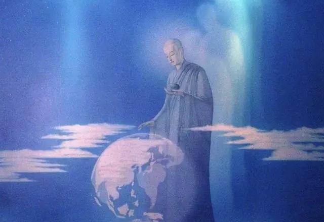 慈悲是一个巨大的能量场