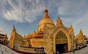 千姿百态的缅甸庙宇
