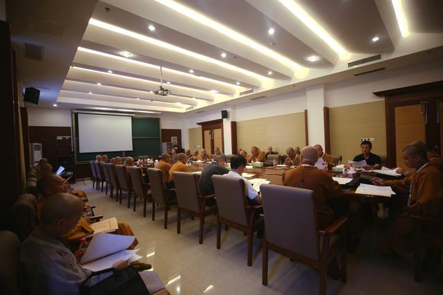 舟山市佛教协会隆重举行第五次代表会议选举产生新一届领导班子