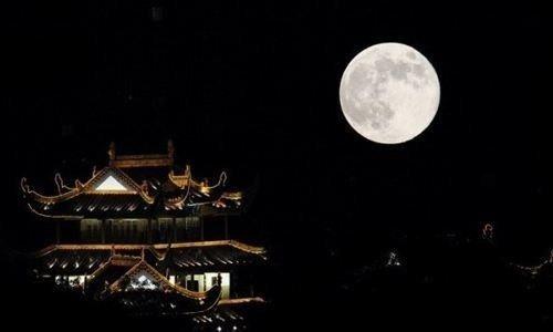 说说佛教与满月的渊源