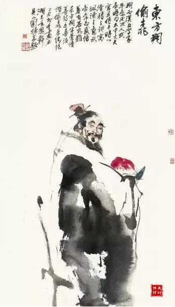 中国史上七位幽默大师:我们就是这样任性!