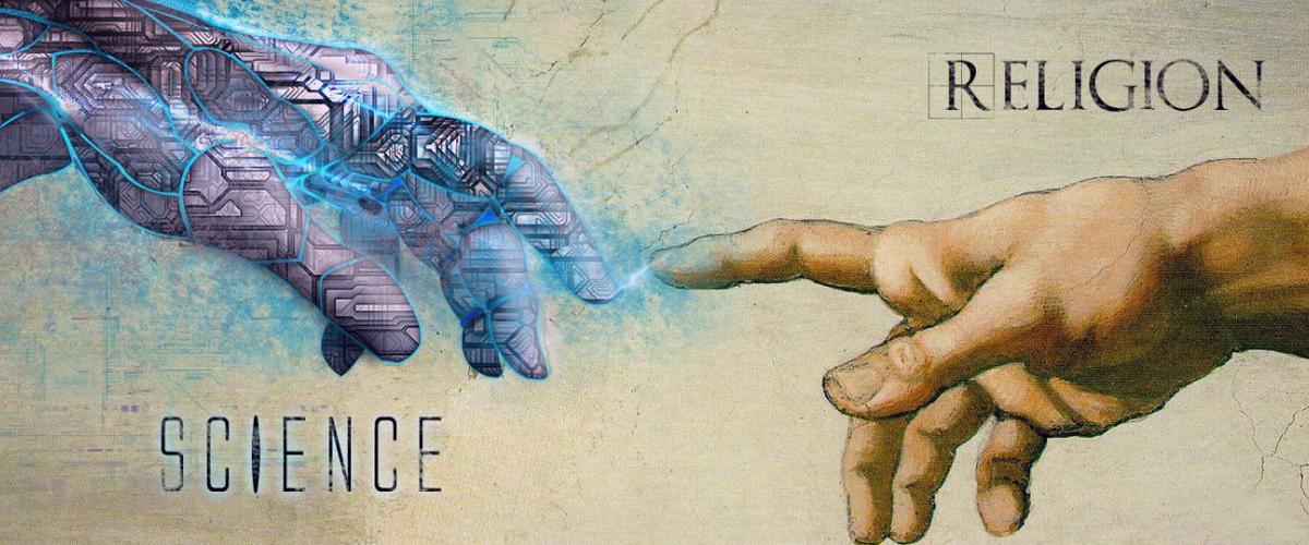 科学vs宗教?不,科学与宗教携手并行