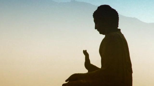 如果一个人接受这四项真理 他就是佛教徒!