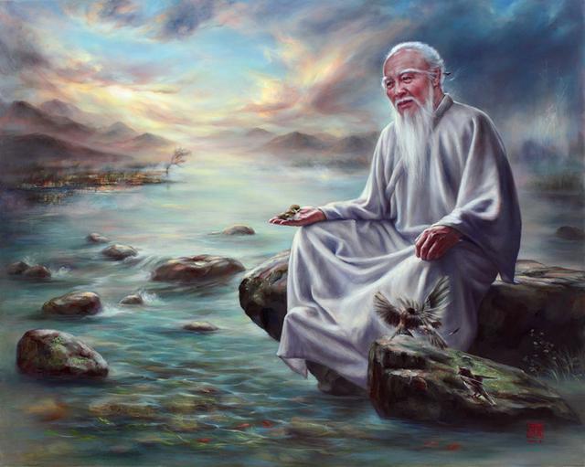 """""""上德若谷""""——老子深远不凡的处世哲学"""