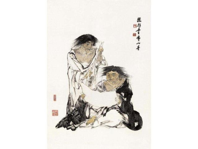 和合二仙,不仅是中国爱神,更掌管全家财运