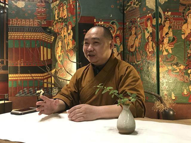 """第二届佛学研修营""""普贤行愿""""在峨眉山开营"""