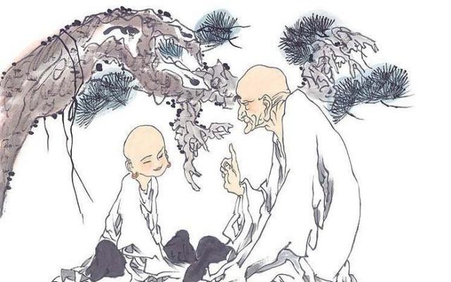 禅宗祖师的教化:为了让弟子开悟 也是够拼来的