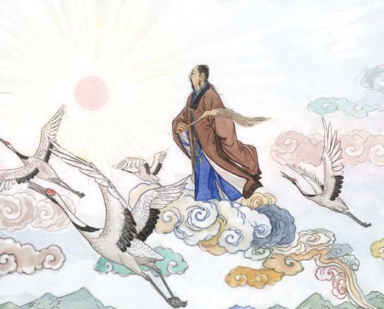 大明张天师评传丨张彦頨:忠孝隽誉垂青史 德厚美名传万世
