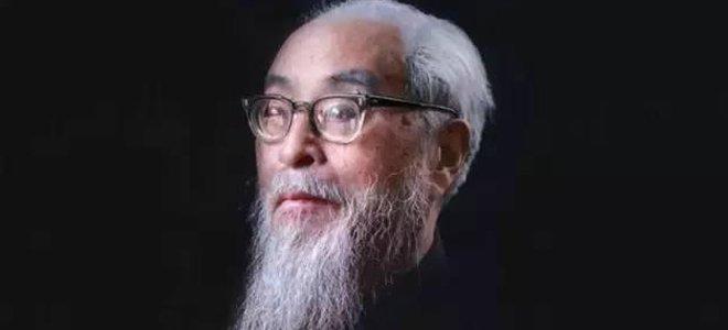 """不着急"""":国学大师冯友兰养生的三字秘诀"""