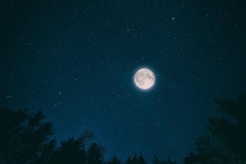 一轮光满太虚空:为什么太阴星君被称呼孝道明王?