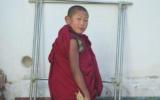 青海小喇嘛们的快乐生活