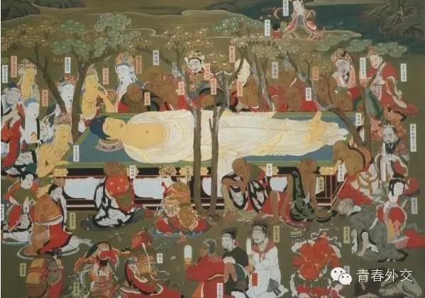 外交高翻的佛教常识读书笔记