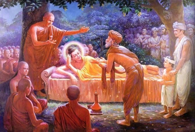 谁是佛陀真正的关门弟子?