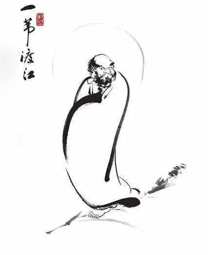 恭迎农历十月初五禅宗初祖达摩祖师诞辰