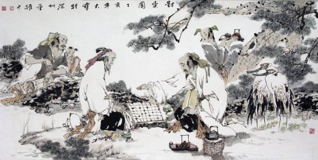 """举例看儒道会通之儒家伦理语境中的""""无为"""""""