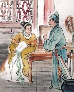 """中国古代""""四大贤母""""的四种家教"""
