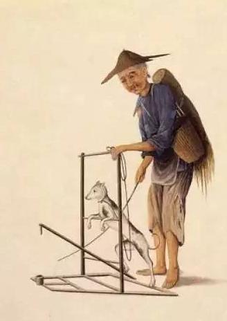 消失的中国传统手艺