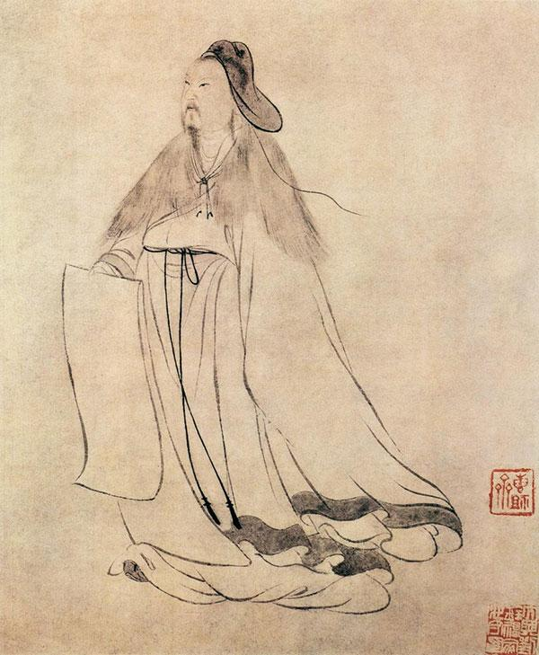 陶渊明家族三代为官 梁朝太子曾为他编集作序