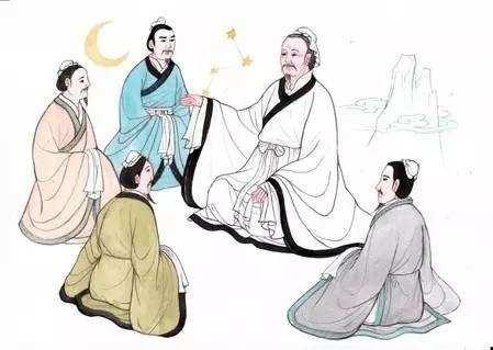 道教之皈依三宝:道经师释义