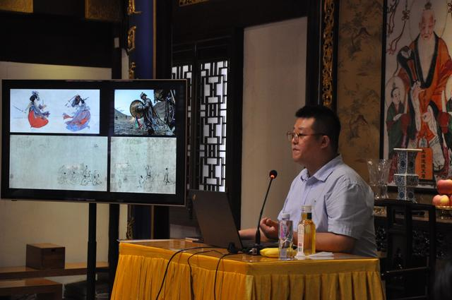 """""""上海道教之友学术沙龙""""举行第四次活动"""