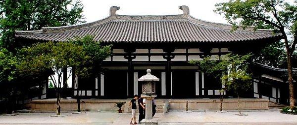 鉴真大和尚祖庭:扬州大明寺